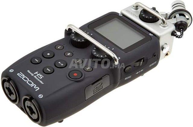 Enregistreur Zoom H5 multipiste - 1