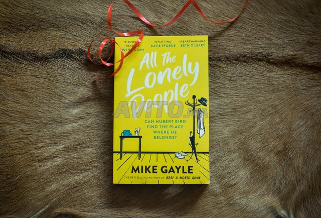 All The Lonely People by Mike Gayle - 1