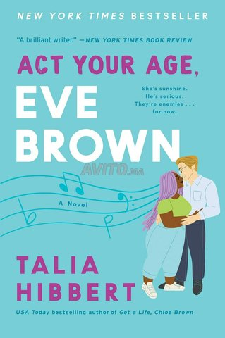 Act Your Age Eve Brown by Talia Hibbert - 1