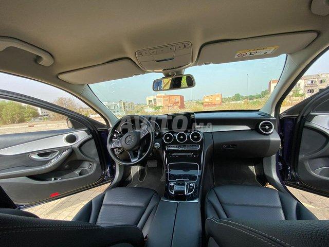 Mercedes Class c 200d - 3