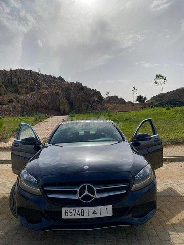 Mercedes Class c 200d - 1