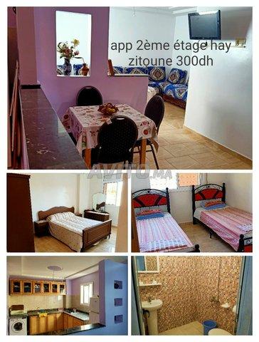 4 Appartement familiale bien meublé - 1