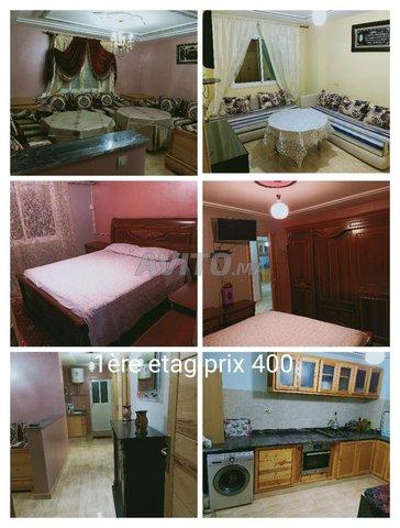 4 Appartement familiale bien meublé - 2