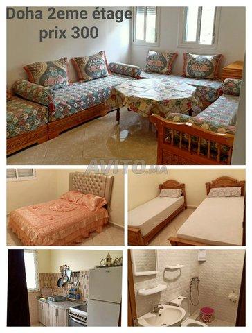 4 Appartement familiale bien meublé - 4