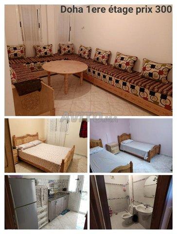 4 Appartement familiale bien meublé - 6