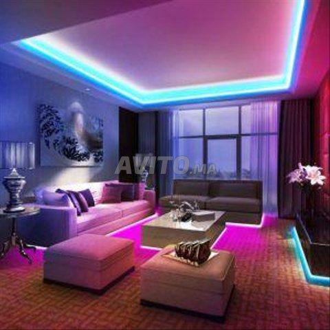 Ruban LED 5m 5050 étanche RGB 14W/m - 1