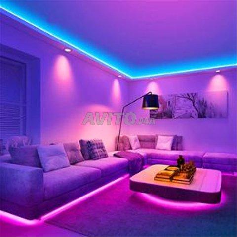 Ruban LED 5m 5050 étanche RGB 14W/m - 3