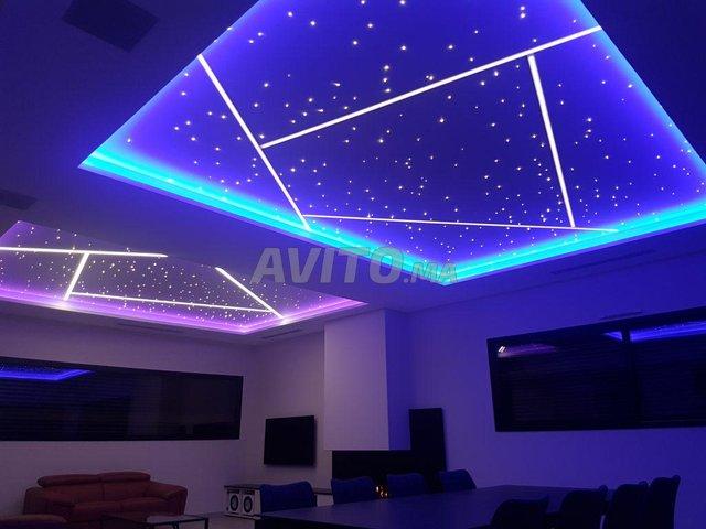 Ruban LED 5m 5050 étanche RGB 14W/m - 4