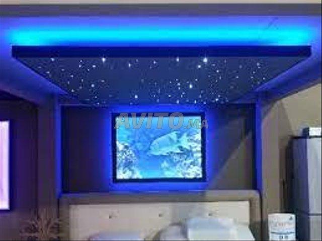 Ruban LED 5m 5050 étanche RGB 14W/m - 7
