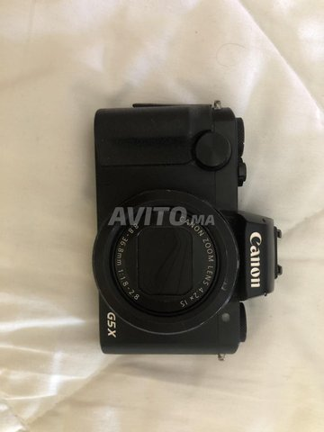 Appareil photo/video Canon  PowerShot G5X - 8