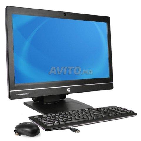 LOT DES PC  HP Compaq Elite 8300 AIO TACTILE I5 - 3