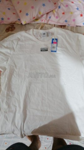 tee shirts original Adidas  - 2