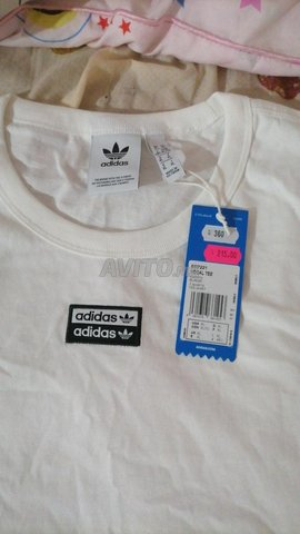 tee shirts original Adidas  - 1