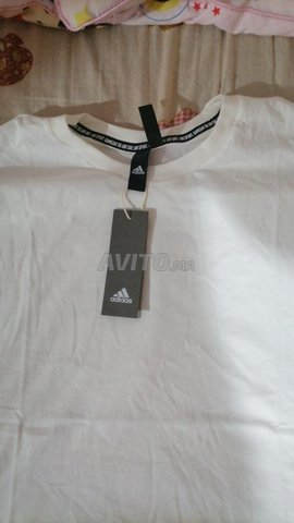 tee shirts original Adidas  - 4