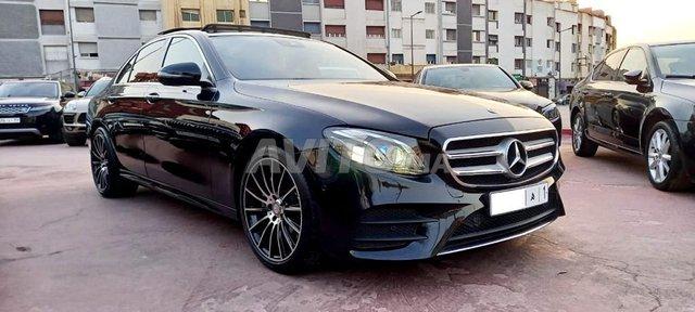 Mercedes class E  - 1