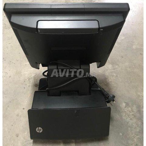 LOT DES Caisse Tactile HP RP7800 Core i5  - 2
