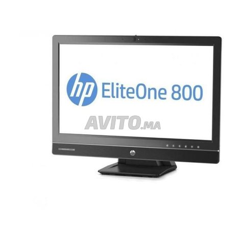 SUPER LOT DES PC HP  800 ALL IN ONE TACTILE - 2