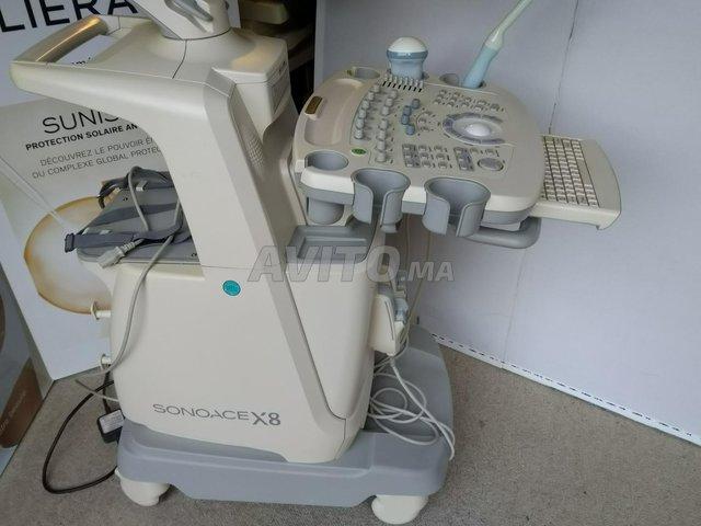 Echographe Sonoace Medison X8 (4D) - 3 Sondes - 3