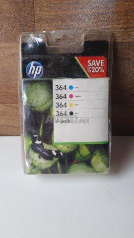pack cartouche d'encre HP 364 - 1