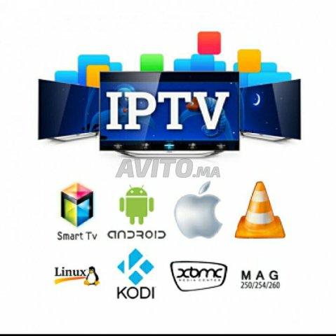 SERVEUR D'IPTV HAUT QUALITÉ 365 JRS VIP PRO  - 1