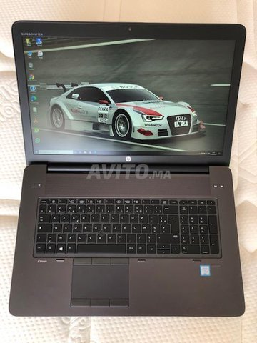 HP ZBook 32 GB 512 SSD 1To HDD NVIDIA Quadro  - 1