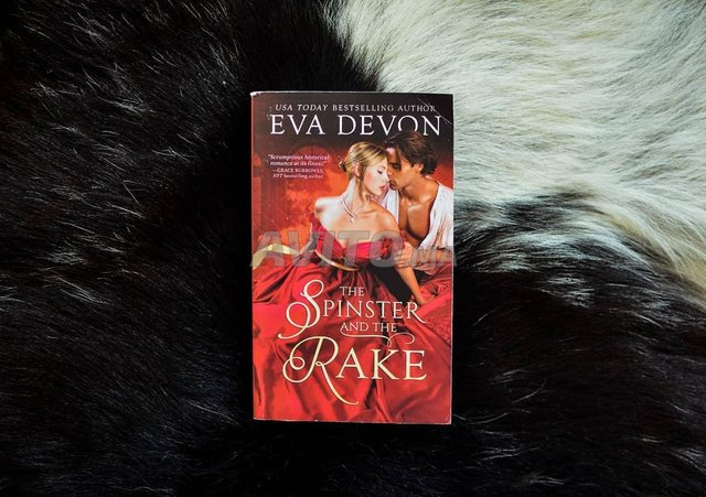 The Spinster and the Rake ORIGINAL COPY - 1