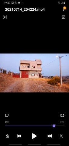 Terrain et ferme en Vente à Taounate - 1
