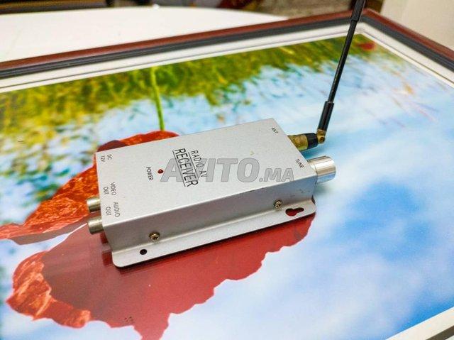 Wireless Camera Video Receiver  CCTV   - 2