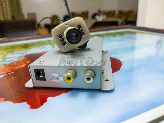 Wireless Camera Video Receiver  CCTV   - 1