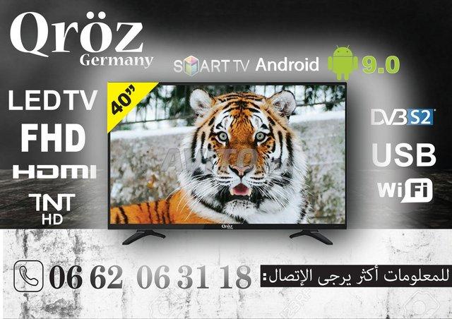 40 SMART TV ANDROID 9 Avec Récepteur  - 2