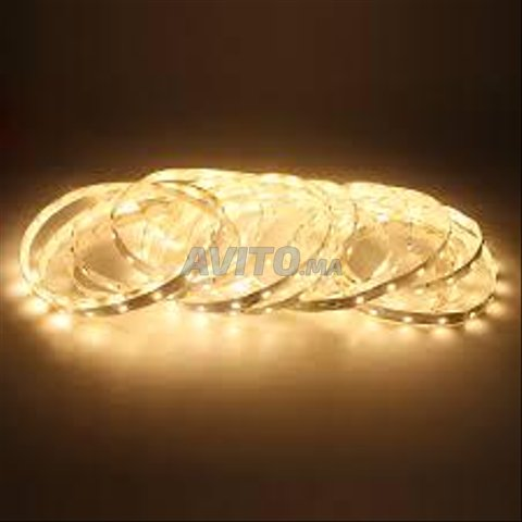 LED STRIPS 2835 60 12V 5M IP65 6W par metre - 7