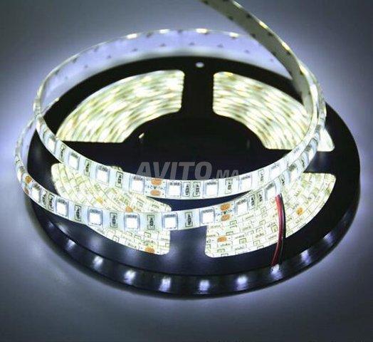 ROULEAU EN LED 5050 60 14.4W par mè WHITE IP65 - 1