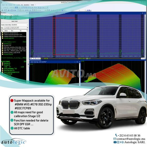 BMW X5 pro à rabat - 1
