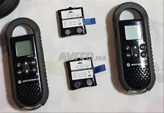 talkie walkie profetionelle  - 4