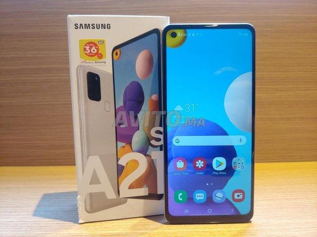 Galaxy A21s - 1