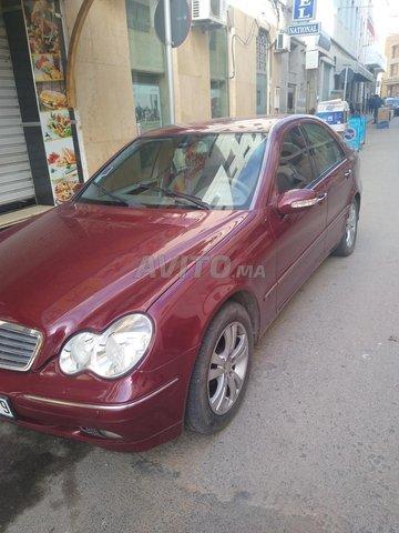 Mercedes 220 c  - 4