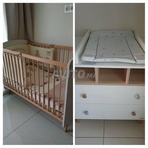 chambre bébé mixte avec accessoires - 1
