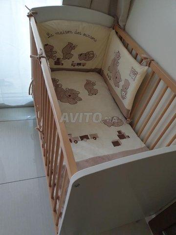 chambre bébé mixte avec accessoires - 2