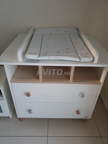 chambre bébé mixte avec accessoires - 3