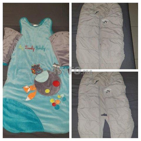 chambre bébé mixte avec accessoires - 7
