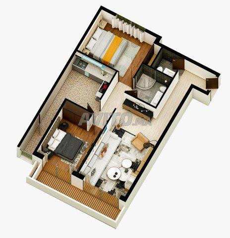 Appartement à partir de 8900dh/m² à Victor Hugo - 2