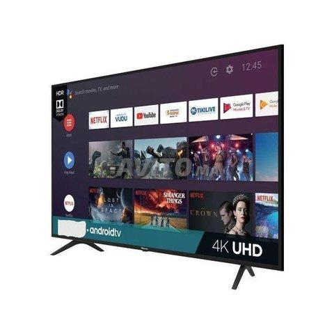 Tv Visio 40'' SmartTv Recepteur Fhd Andoid8.0 2021 - 1