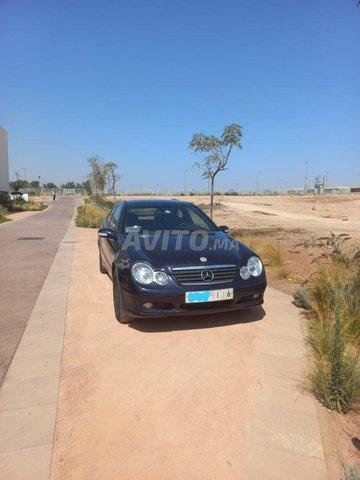 mercedes c220 coupé Diesel  - 1
