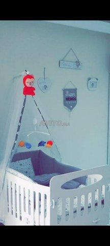 lit bébé complet - 1