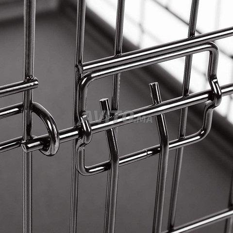 Cage Transportal pour chiens Chats Pliable  - 6
