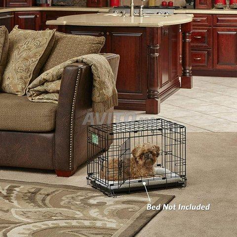 Cage Transportal pour chiens Chats Pliable  - 7