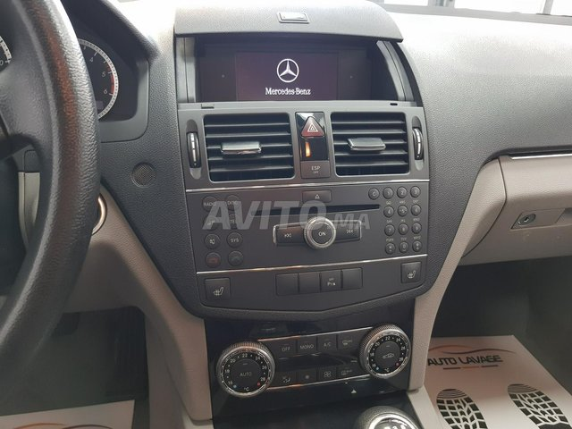 Mercedes C 220 - 3
