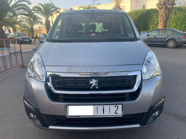 Peugeot Tepee Diesel - 1