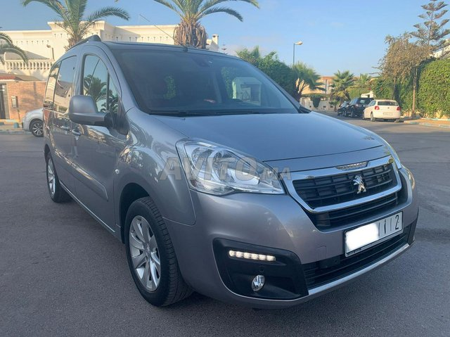 Peugeot Tepee Diesel - 2