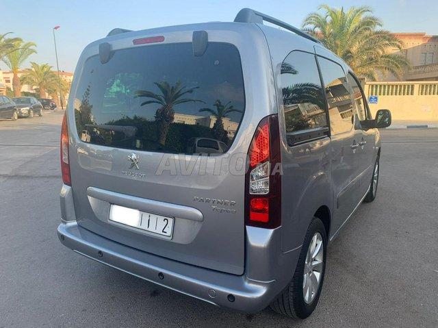 Peugeot Tepee Diesel - 5